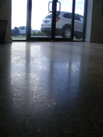 basic polished concrete