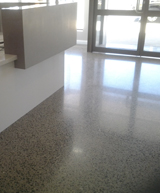 standard polished concrete