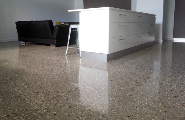 Premium Polished Concrete by Spec Flors